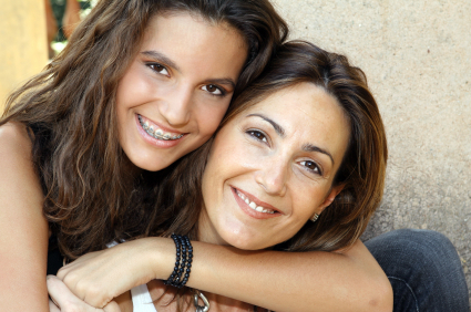 Mother and Teen Daughter © iStock_000002276919XSmall