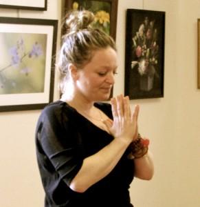 Renee - Teen Empowerment Yoga 9c) T Cousineau