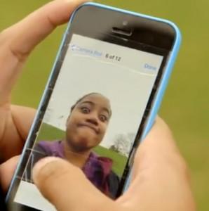 Selfie Screen Shot - A Dove Film