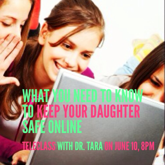 Keeping Your Daughters Safe Online