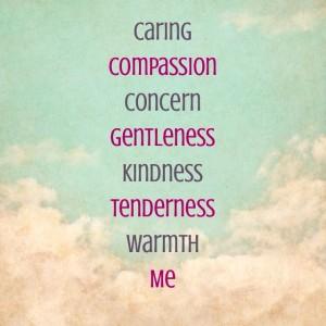 Self-Compassion Affirmation