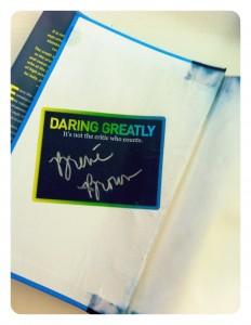 Daring Greatly Book 2
