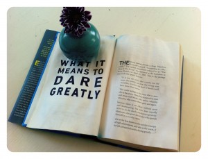 Daring Greatly Book 3