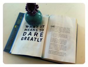 Daring Greatly Book 3